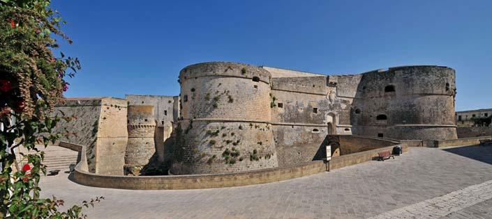 The Aragonese Castle of Otranto